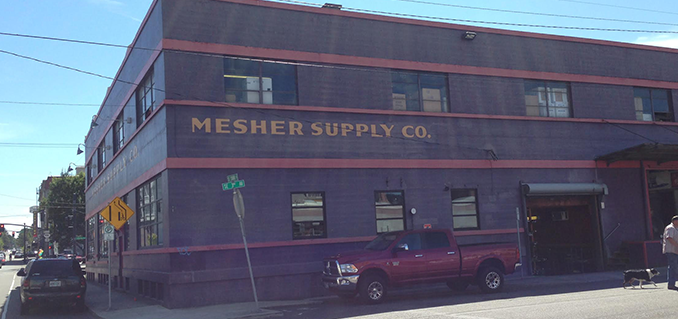 Mesher Supply Co. building